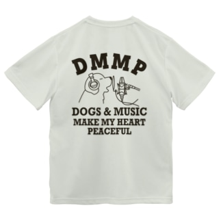 DMMP(背面) Dry T-Shirt