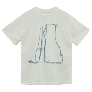 イオタとハイデン Dry T-Shirt