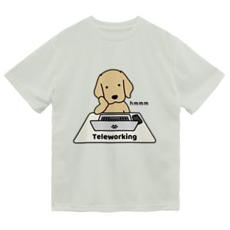 テレワーク Dry T-Shirt