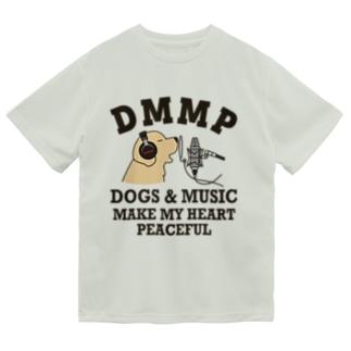 DMMP(文字黒) Dry T-Shirt