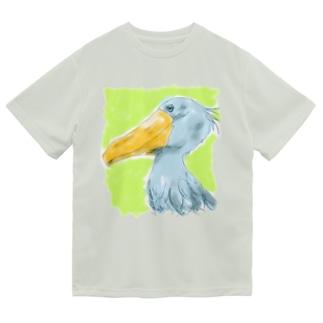 うっとりハシビロさん Dry T-Shirt