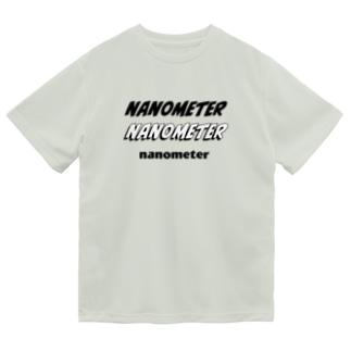 nanometerのnanometer✖️3ドライTシャツ Dry T-Shirt
