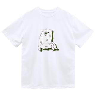 あの犬/パチパチ 抹茶 Dry T-Shirt