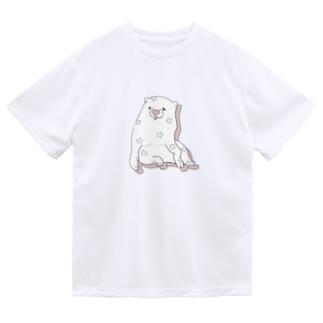 あの犬/パチパチ ミルクティー Dry T-Shirt