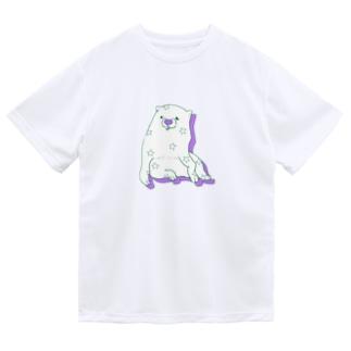 あの犬/パチパチ ゆめ色 Dry T-Shirt