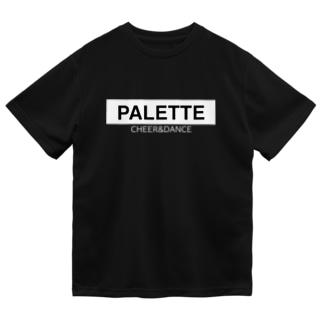 パレット チアアンドダンスのスクールTシャツ ブラック2021 Dry T-Shirt