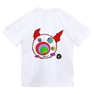 ★数量限定★ 多眼デビルちゃんのはにかみスマイル Dry T-shirts