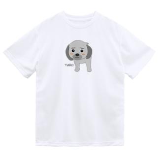 タロちゃん3 ドライTシャツ