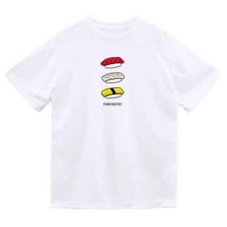 寿司 ドライTシャツ