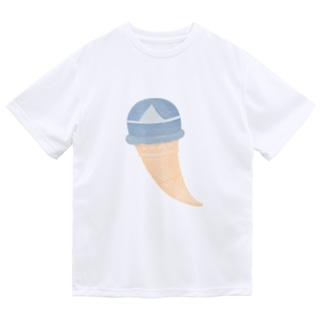 アイスの霊 Dry T-Shirt