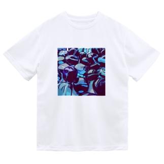 ガラス玉 Dry T-Shirt