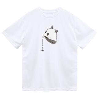 ぱんありくい Dry T-Shirt