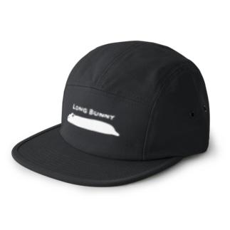 ロングバニーの帽子 5 panel caps