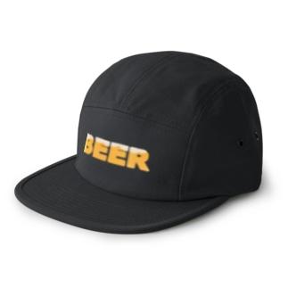 BEER 5 panel caps