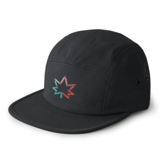 Japanese Maple 5 panel caps