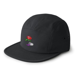 よわいsizzurp 5 panel caps