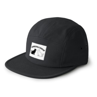 ambivalence official goodsのアンビバキャット 5 panel caps