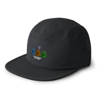 NO SHINGO NO LIFE 5 panel caps