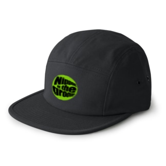 Nippon, in the groove -3 5 panel caps