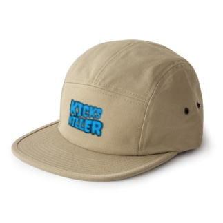 Kicks killer 5 panel caps