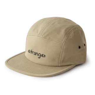 strange world's end strange03ジェットキャップ 5 panel caps