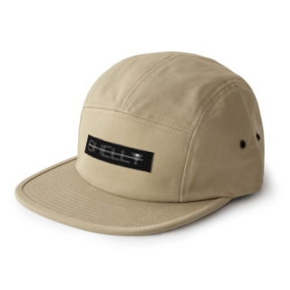 SHELLY 5 panel caps