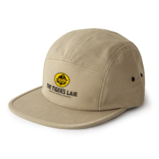THE TIGER'S LAIR 5 Panel Cap