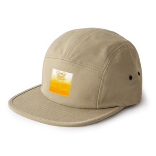 Beer(Crazy about you!!) 5 panel caps