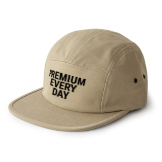 PREMIUM EVERYDAY 5 panel caps