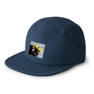 兜を被った太郎 5 panel caps