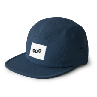 by fujiHiro by 555のaNumber.0 5 panel caps