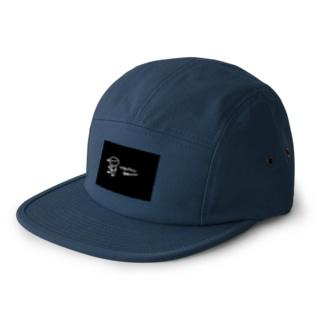 転倒防止帽子 5 panel caps