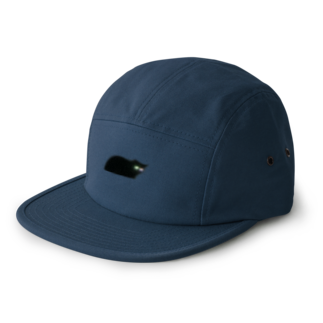 Filth_ClosetのThe Blvck Cat 5 panel caps