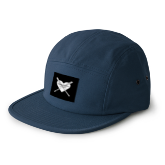 nnx_nxxのDisturb love 5 panel caps