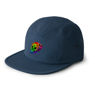 シェノノノのSex Skull(color) 5 panel caps