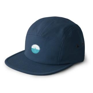 Capspark  万物を照らす光 Tiffany 5 panel caps