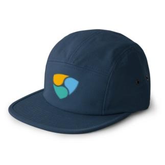 NEMグッズ 5 panel caps