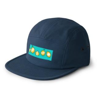 ナツレモーン ♪ 5 panel caps