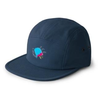 アメリカンアイスクリーム帽子 5 panel caps