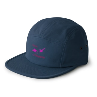 I love Yaeyama 5 panel caps