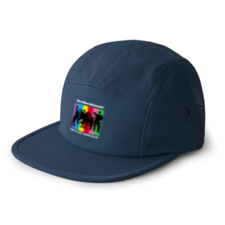 フレフレ男子公式の公式フレフレ男子 5 panel caps