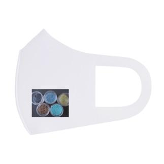 ビーズNo.1 Full Graphic Mask