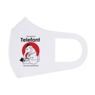 Telefant Full Graphic Mask