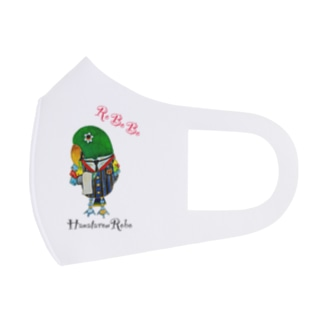 ROBOBO 花太郎ロボ Full Graphic Mask