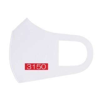 3150 サイコー! Full Graphic Mask