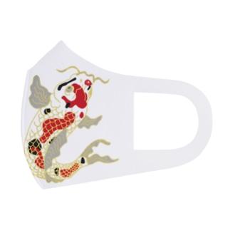 鯉 Full Graphic Mask