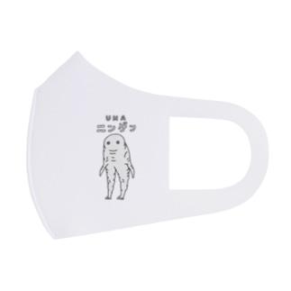 UMA ニンゲン Full Graphic Mask