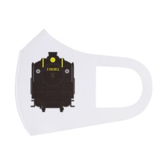 パレオエクスプレス Full Graphic Mask