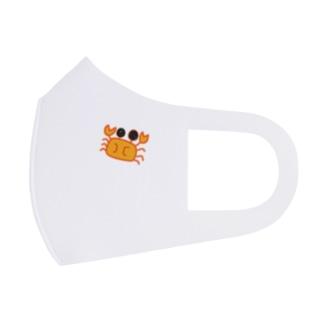 カニちゃん Full Graphic Mask