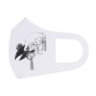 骨鳥 Full Graphic Mask
